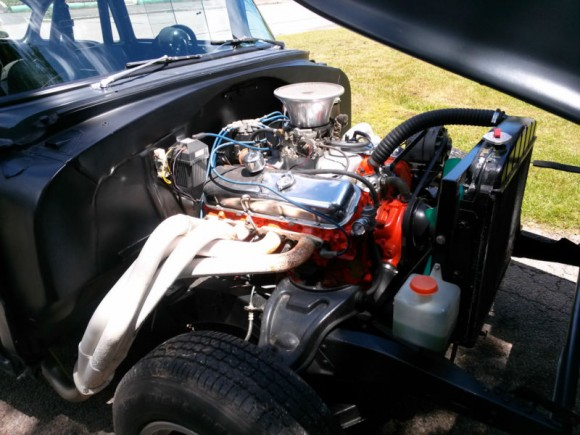 1955 Chevrolet 210 Gasser Engine