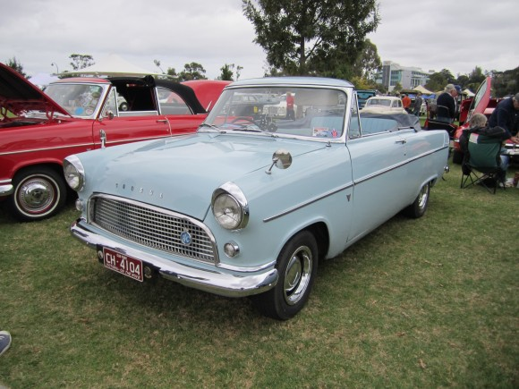 Ford Consul Convertible