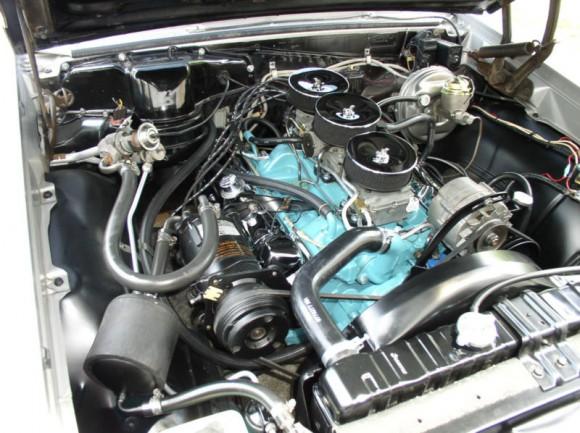 GTO Tri Power