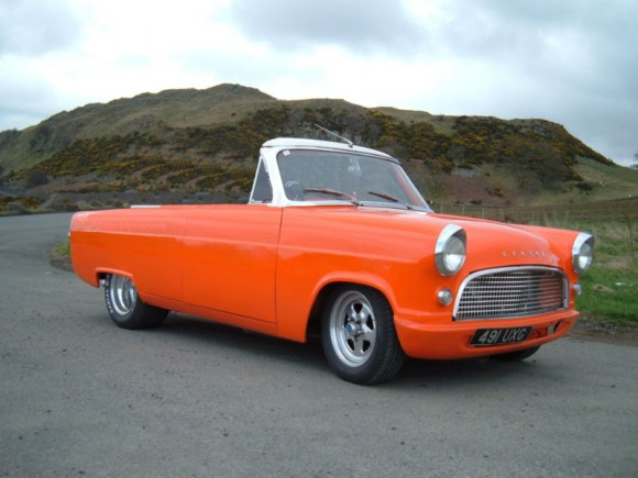 Modified Ford Consul