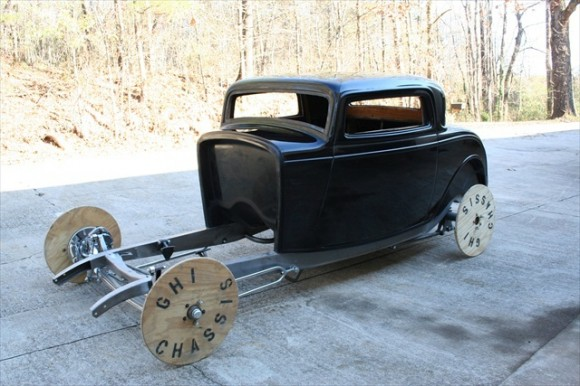 1932 ford 3 window coupe project cars for sale for 1932 three window coupe for sale