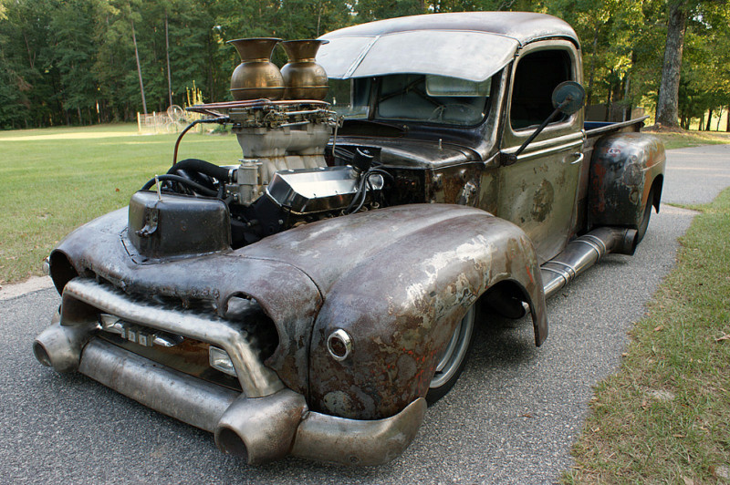 1947 Ford Pickup Truck Project Cars For Sale