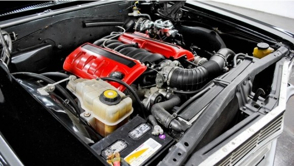 1965 Chevrolet Malibu LS1 Engine