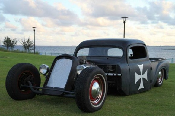 1951 Ford Rat Rod Pickup