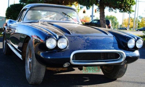 1962 Chevrolet Corvette Project