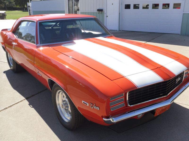 Home » 1969 Pro Stock Camaro For Sale