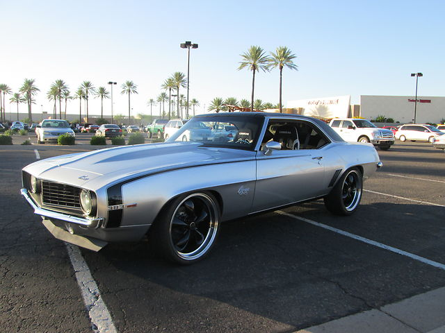 1969 camaro pro touring project cars for sale. Black Bedroom Furniture Sets. Home Design Ideas