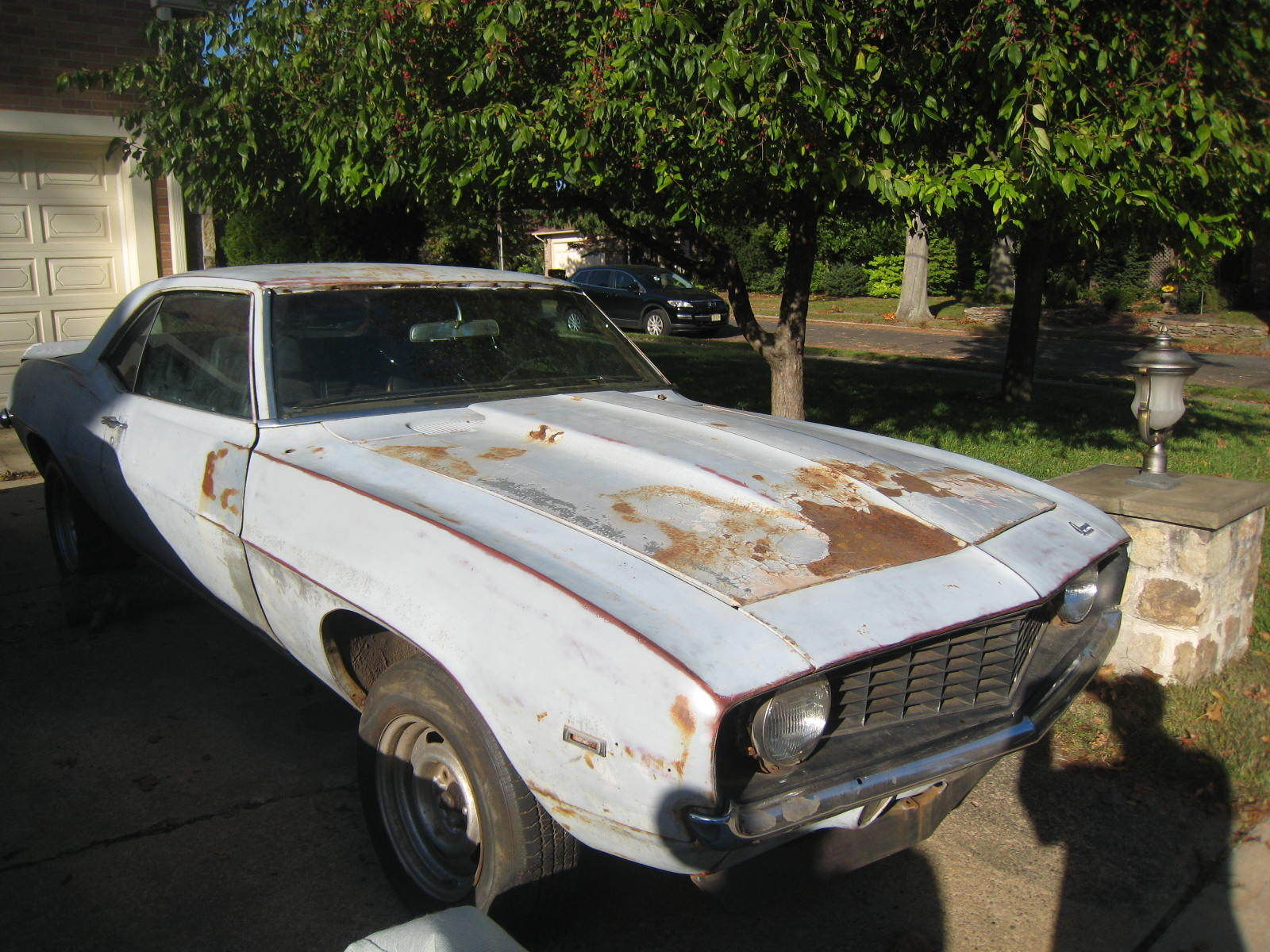 1969 chevrolet camaro ss 350 project cars for sale. Cars Review. Best American Auto & Cars Review