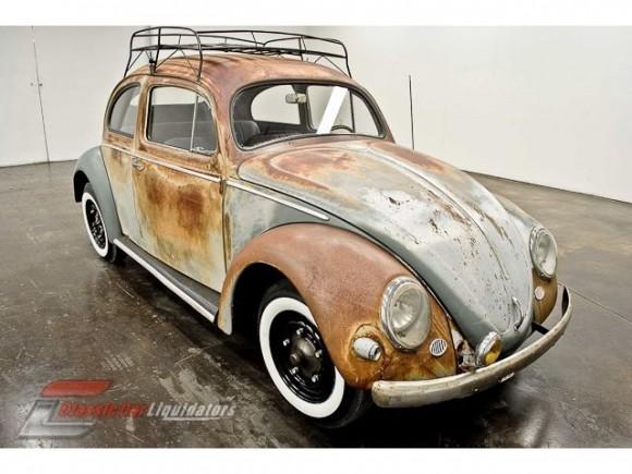 1957 VW Beetle