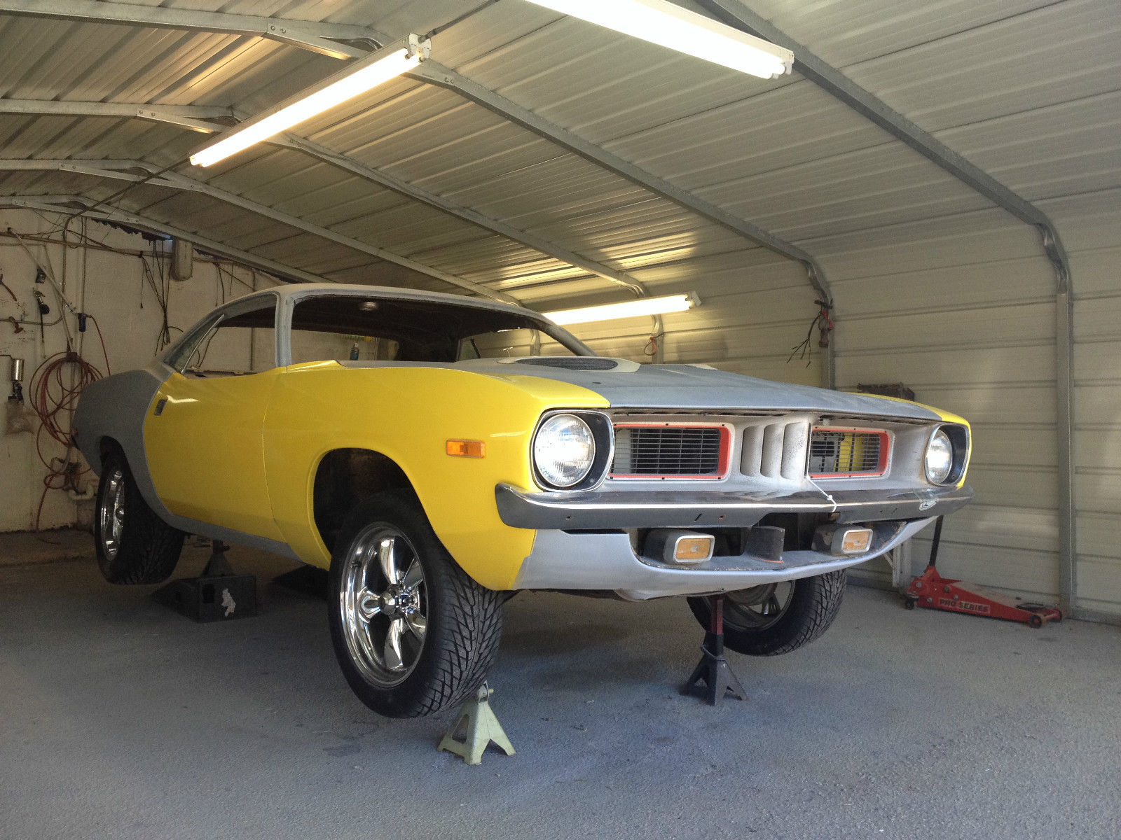 1973 Plymouth Barracuda Project Cars For Sale