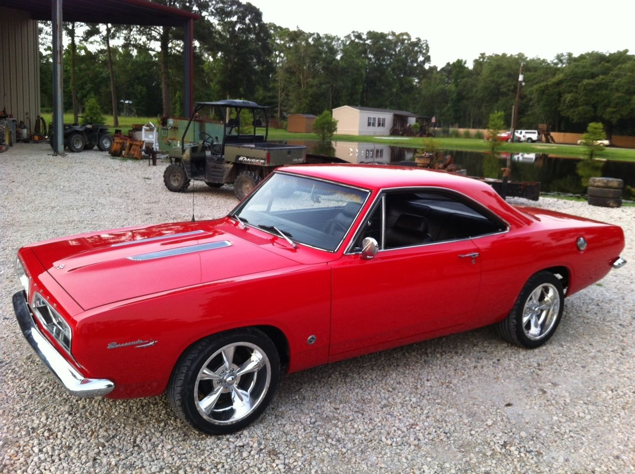 1967 Plymouth Barracuda - Project Cars For Sale