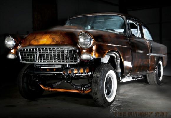 1955 Chevrolet Gasser