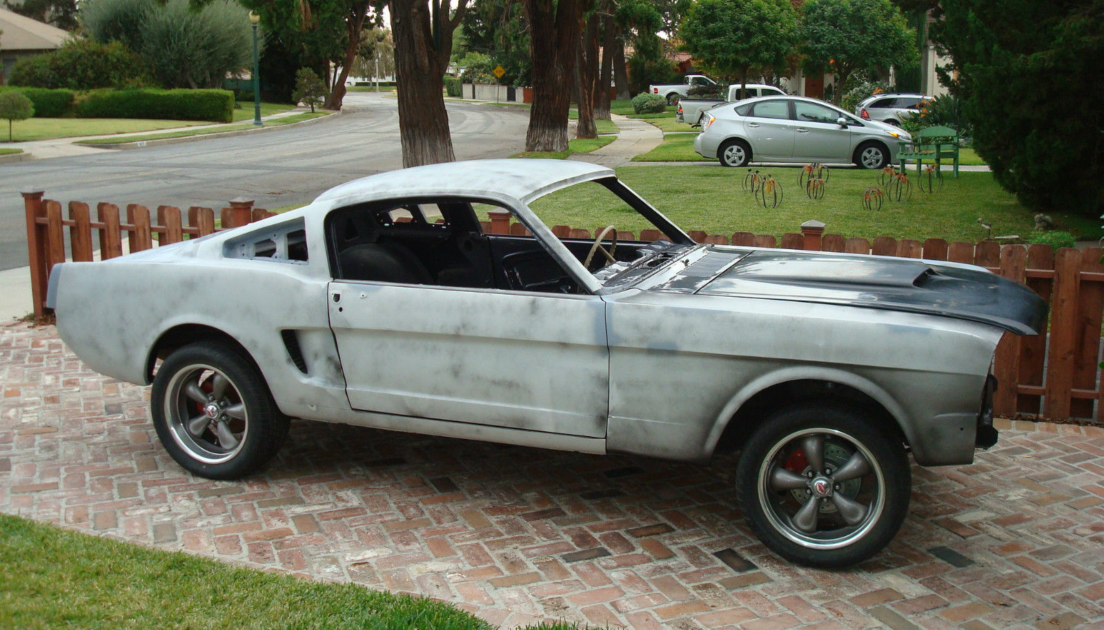 67 mustang fastback project car autos post. Black Bedroom Furniture Sets. Home Design Ideas