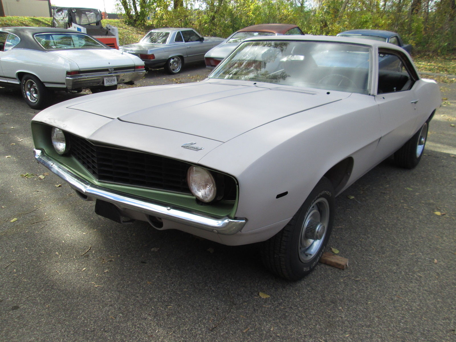 1969 Camaro Project - Project Cars For Sale