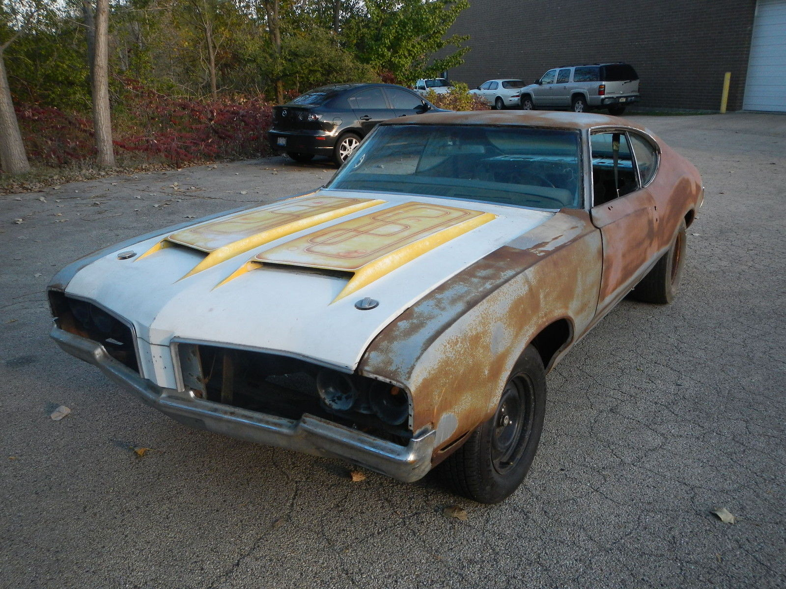 1970 Oldsmobile 442 W-30 - Project Cars For Sale