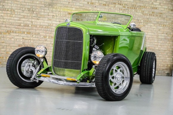 1932 Ford Highboy Convertible