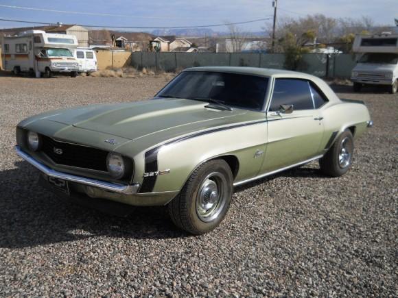 1969 Chevrolet Camaro Driver