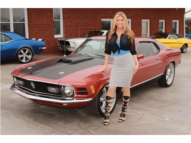 1970 Ford Mustang Mach 1 Project Cars For Sale