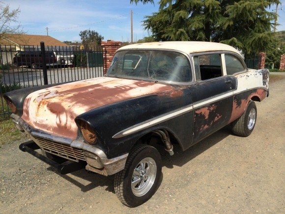 1956 Chevrolet Gasser Project