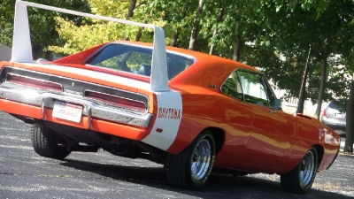 1969 Dodge Charger Daytona Tribute
