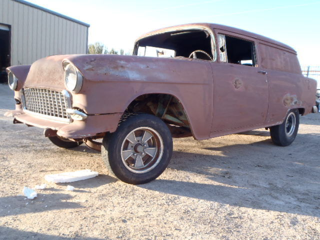 1955 Chevrolet Sedan Delivery - Project Cars For Sale